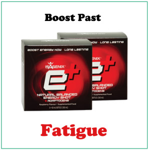 Energy Isagenix Products