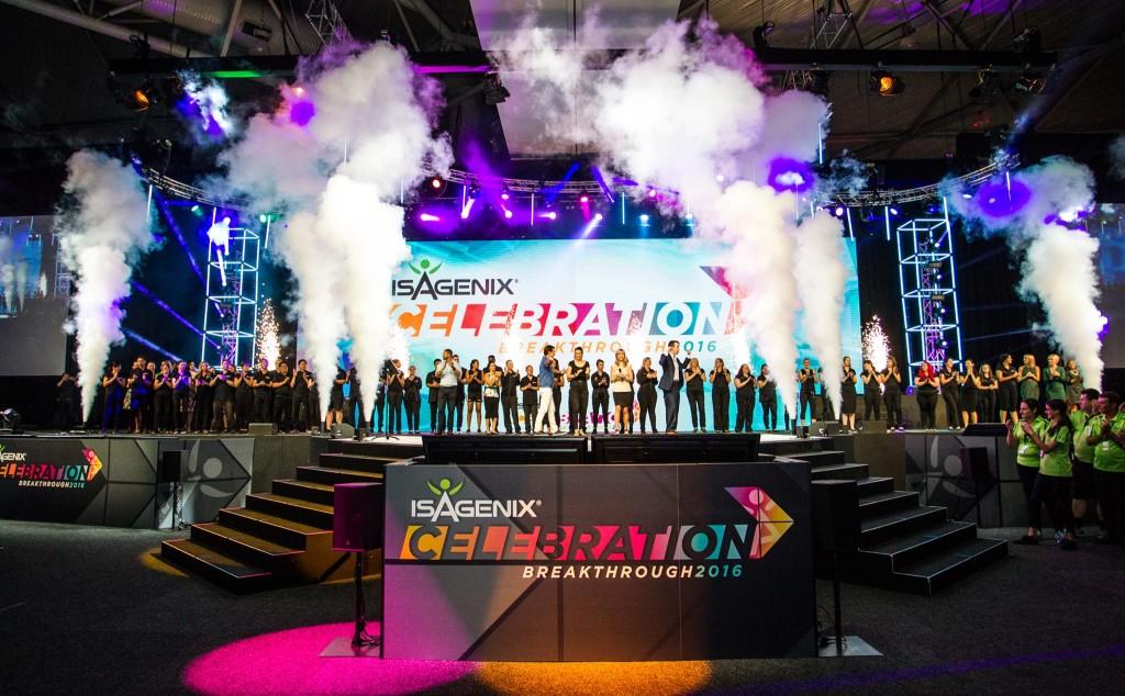 Isagenix celebration event