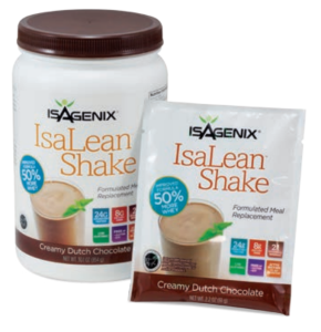 IsaLean Shake Chocolate Ingredients