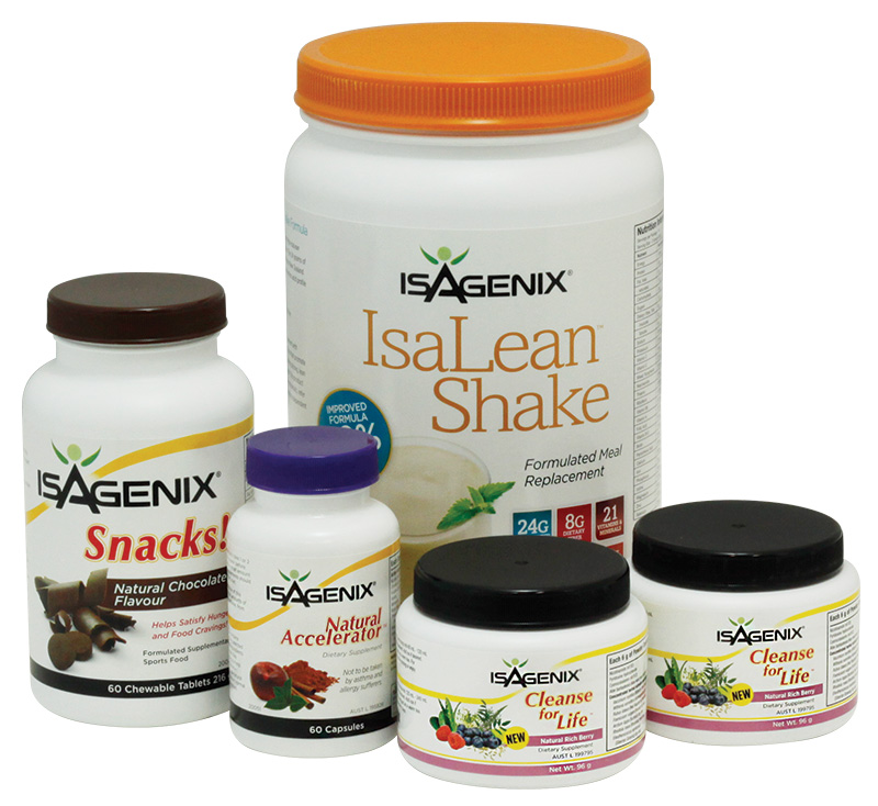 Isagenix 9 day Nutritional Cleanse
