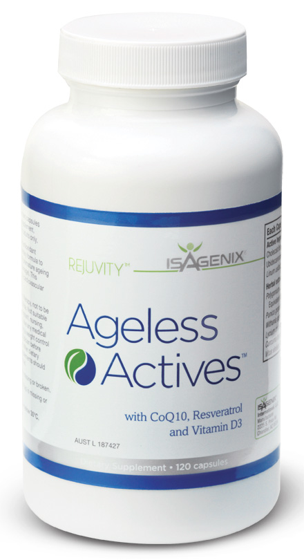 Isagenix Ageless Actives