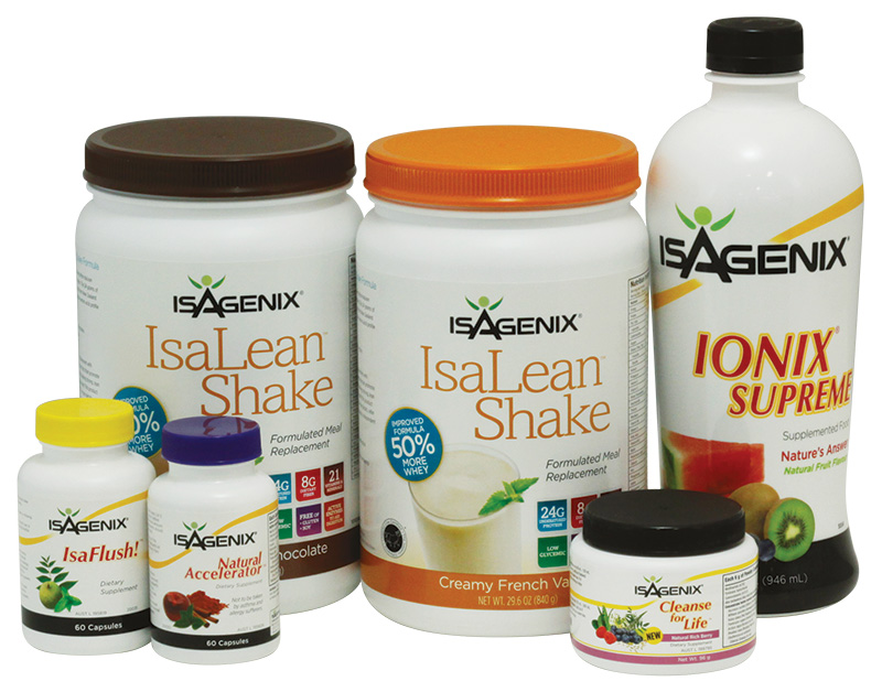 Isagenix Healthy Maintenance Program