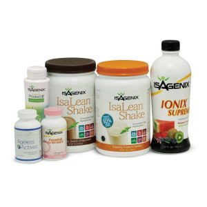 Isagenix Youthful Ageing Pak