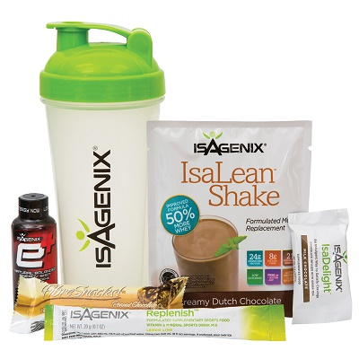 Isagenix Sample Pak Sample Most Popular Products For