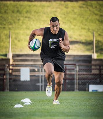 Rico Gear Isagenix Athlete
