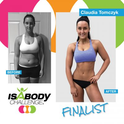 Claudia Tomczyk Isagenix Review and Transformation