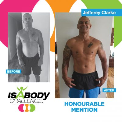 Jefferey Clarke Isagenix Review and Transformation