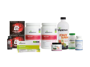 The Isagenix 30 Day Energy System