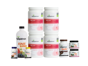 Weight Loss System Nutritional Cleanse