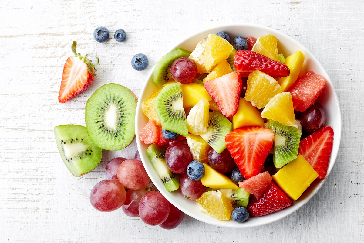 Sugars found in fruit are good