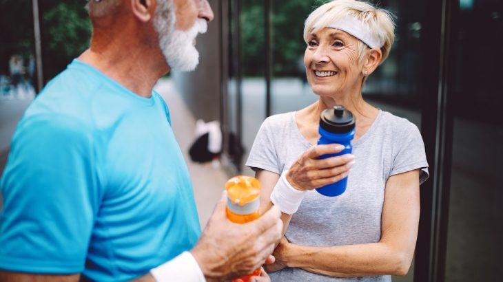 Hydration is important for health and fitness